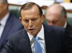 澳马总理新闻发布会现场
