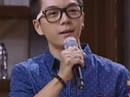 王栎鑫为博老师青睐秀民歌 汪涵趁机放狠话