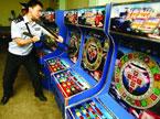 警方严查害人赌博机