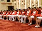 伦敦奥运会中国体育代表团成立:代表团共621人 运动员396人