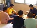 四川绵阳警方打击黑帮街头火拼