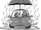 安全第一:汽车是最好的防雷设备