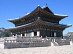 感受韩国的风味古建筑